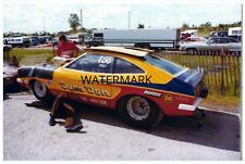 "1970s Drag Racing-""Dyno"" Don Nicholson's 1975 Pro Stock Mustang II-AHRA Winner!"