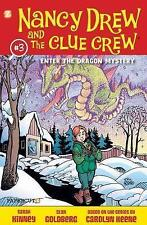 Nancy Drew and the Clue Crew #3: Enter the Dragon Mystery by Sarah Kinney