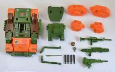 Vintage Rare G1 TRANSFORMERS 1985 DELUXE VEHICLES ROADBUSTER Almost COMPLETE NR