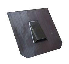 """5"""" extractor lead Roof vent with pipe on the back Designed to fit all roof types"""