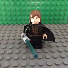 LEGO Star Wars - Anakin Skywalker Minifigure - Light-up Lightsaber *2004*
