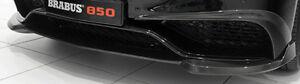 Mercedes-Benz Brabus OEM Carbonio Anteriore Spoiler S Classe Coupe S63 S65 C217