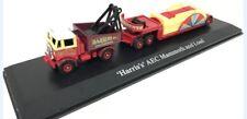AEC Mammoth Ballast & Load With Drawbar Trailer, Harris's Amusements 1:76 scale