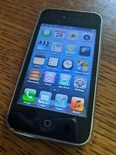 Super Clean Apple iPhone 3GS - 8GB - Black (AT&T) A1303 (GSM) Fully Working 9/10