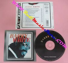 CD BARRY WHITE star power digitally remastered BELL RECORDS BLR 89 436 (Xs10)