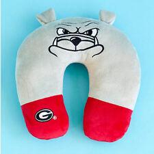 University Georgia Bulldogs Merchandise Gifts Idea Airline Neck Travel Pillow
