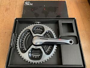 SRM Shimano Dura Ace 9000 11 Speed Power Meter, 170mm, 53/39 Pre-owned