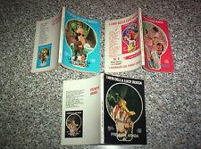 I FILM DELLA LUCE ROSSA edifumetto 1981 N.3-5-6(A ROMANZO) ANCHE VENDITA SINGOLA