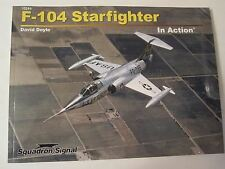 Squadron Book: F-104 Starfighter in Action, over 160 photos, 80 pages