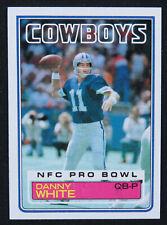 1983 Topps Set Break Danny White Dallas Cowboys #56 Football Card NM