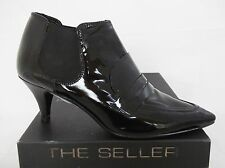 Stiletto Patent Leather Standard Width (B) Boots for Women