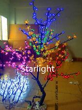 4.2ft LED Cherry Blossom Tree Christmas Home Garden Wedding Holiday Light 360LED
