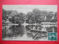 RUEIL  :  Le Passeur - L' Ile Fleurie......VO.1911.