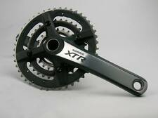 MTB Shimano XTR 175mm Triple 9-Speed Hollowtech II Crankset with SM-BB70 BB