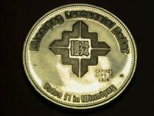 1874-1974 Canada MB Winnipeg  centennial dollar $1 dollar token
