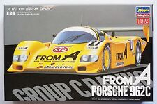 HASEGAWA 1/24 Porsche 962C From A #20294 limited scale model kit