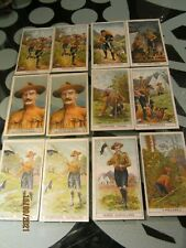 More details for pascal'' boy scout series 1912'' odds with duplicates [t]
