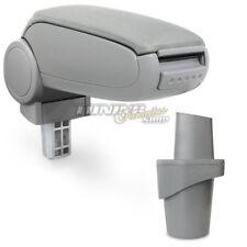 Reposabrazos Apoyabrazos CENTRAL Medio Ajuste gris para VW CADDY 3 III 2k 2004