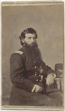 COLONEL JOHN D. RUST~8th MAINE INF.~ BVT. BRIG.GEN.