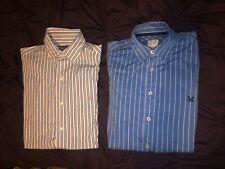 Mens Small Designer Shirt Bundle Ralph Lauren Crew Clothing