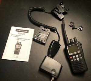 West Marine Two-Way Marine Radio, VHF85