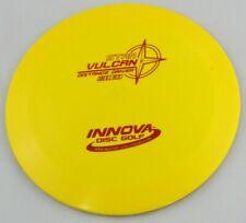 New Star Vulcan 157g Driver Yellow Innova Disc Golf at Celestial Discs