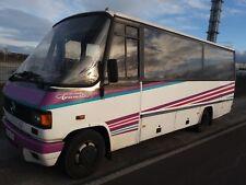 Mercedes 814 Familien Wohnmobil 7,5 T für PKW Führerschein 6 Sitzer Bus