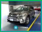 2019 Toyota Highlander XLE Sport Utility 4D Keyless Entry Side Air Bags Moon Roof ABS (4-Wheel) Stability Control Alloy