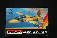 YN121 MATCHBOX 1/72 maquette avion 40039 Northrop F-5B