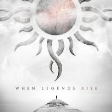 GODSMACK - WHEN LEGENDS RISE (MINT PACK)   CD NEW!