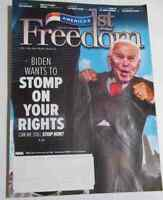 AMERICA'S 1ST FREEDOM  NEWS March 2021  Back Issue