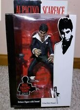 Vintage Official Scarface doll Universal Tony Montana NIB says lines from movie!