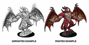 WizKids Pathfinder Battles Deep Cuts - Pit Devil [Primed and Ready to Paint] NEW