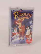Rufolph With the Red Nose Stereo Hörspielkassette Children Cassette