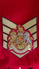 Guards London District Garrison Sergeant Major New Rank Ensignia Full Size