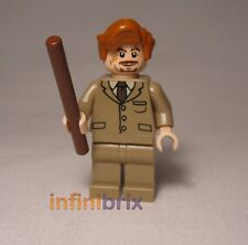 Lego Professeur Lupin du set 4867 Hogwarts Harry Potter FIGURINE NEUF hp130
