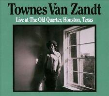 Live at the Old Quarter by Townes Van Zandt (CD, 2008, 2 Discs, Fat Possum)
