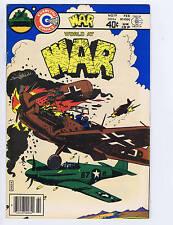 World at War #19 Charlton 1980