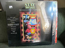 Stay Awake Music from Disney Films tom waits lp '88 replacements sun ra SEALED!!