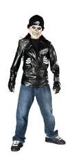 Death Rider Skull Biker Dead City Choppers Dress Up Halloween Teen Costume