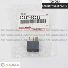 FACTORY TOYOTA HIGHLANDER LAND CRUISER LEXUS AC CLUTCH FAN RELAY 9098702028 OEM