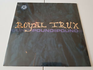 ROYAL TRUX / POUND FOR POUND LP UK 2000 RP NEW SEALED VINYL RECORD INDIE ROCK