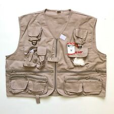 Eagle Claw Men's Fishing Hunting Outdoor Vest Adult XL BRAND NEW H7