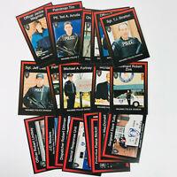 Maumee Ohio Police Trading Cards