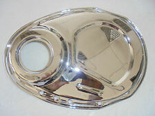 CHEV SMALL BLOCK TIMING COVER**TRIPLE CHROME PLATED**
