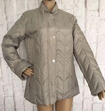 Kirsten Womans Coat Beige Stone Jacket Size 14 German Lightweight  NEW RRP £55