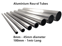Aluminium Round Tube Pipe Aluminum Alloy Bar Rod Strip