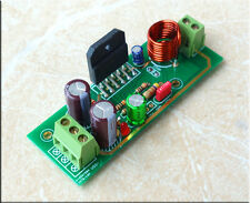 CG version of the LM3886 power Amplifier kit is less distorted