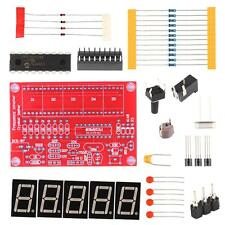 DIY Kits RF 1Hz-50MHz Oscillator Frequency Counter Meter Digital LED Tester OCUS