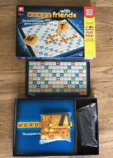 NEW Words with Friends by Hasbro Family Board Game Zynga 653569794318